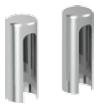 • Capace pentru balamale pentru ușile de • exterior (set pentru 1 buc): • auriu, argintiu