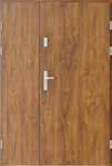 uşă în două canaturi (exemplu)